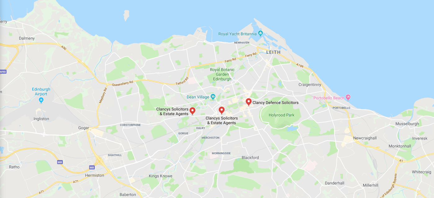 Clancys Solicitors Office Locations